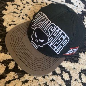 Marvels Punisher Adjustable Hat